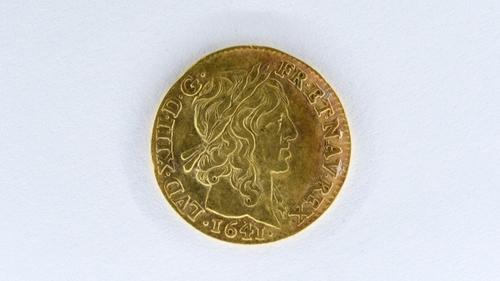 Un trésor de 239 pièces d'or vendu aux enchères fin septembre à Angers