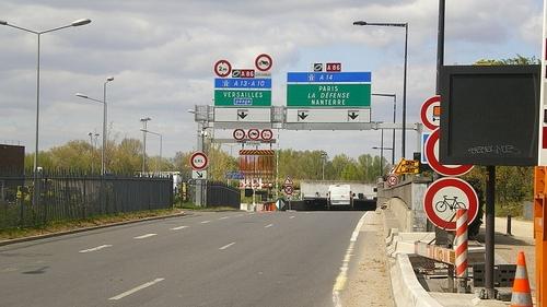 Routes : l'A86 Duplex fermée dans les deux sens entre Rueil et Vélizy
