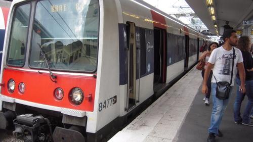 RER B : Grosse galère à cause d'une panne électrique