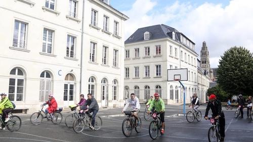 La 3ème édition du Vélotour à Tours a lieu ce dimanche !