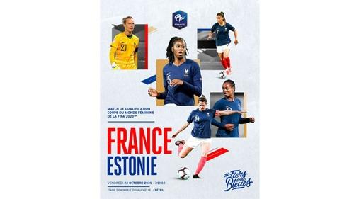 Football : il reste des places pour le match des Bleues à Créteil !