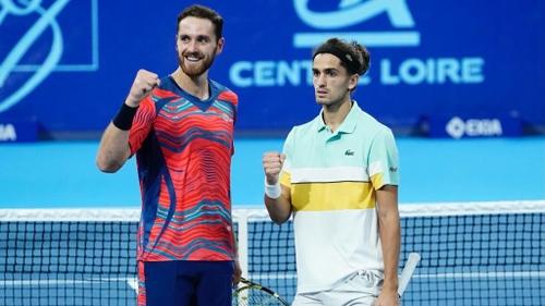 Open d'Orléans : Laaksonen remporte le tournoi en simple, la paire...