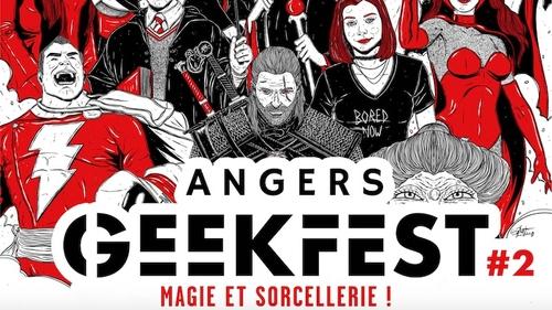 L'Angers Geekfest revient pour une deuxième édition !