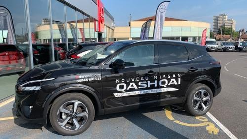 Road trip WIT FM : 4ème étape avec le nouveau Nissan Qashqai