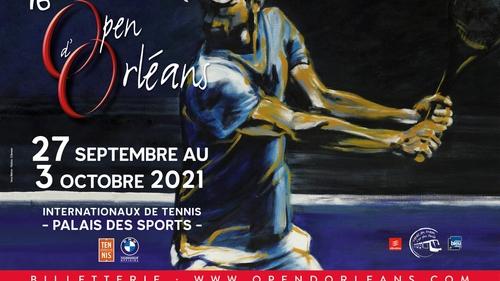 L'Open de Tennis d'Orléans est enfin de retour