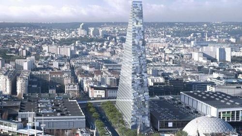 Paris : le projet de la Tour Triangle visé par une enquête du...