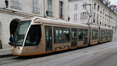Orléans : des travaux sur la ligne A du tramway pendant les...