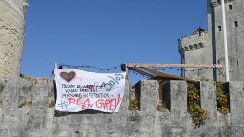Le service réanimation de l'hôpital de La Rochelle en grève jeudi...