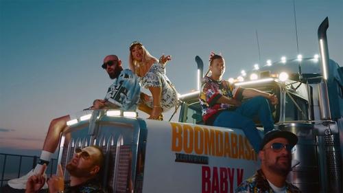 Boomdabash, Baby K - Mohicani