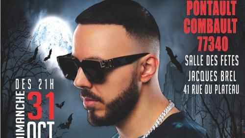 Lucenzo en concert à Pontault-Combault pour Halloween !