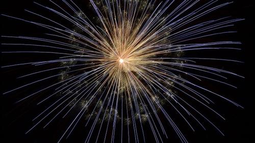 Lormont : le feu d'artifice du 14 juillet tiré ce mercredi soir