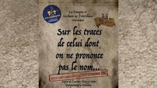 Harry Potter : gagnez vos places pour une enquête géante à Orléans