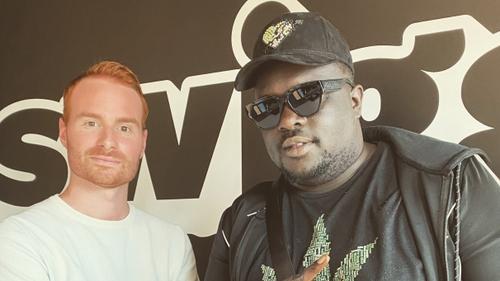 Podcast : Graya dans Les Chroniques du Rap Français