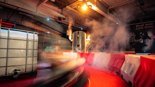 Le premier vrai circuit Mario Kart va ouvrir ses portes en Europe