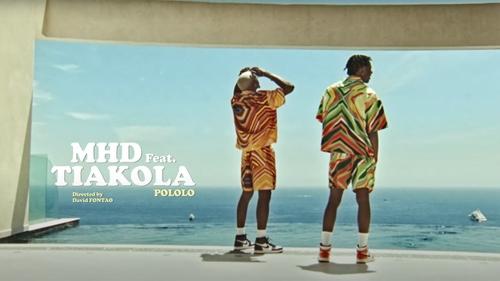 MHD - Pololo (Feat. Tiakola)