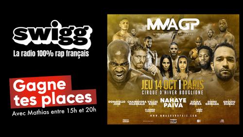 Gagne tes places pour le MMA Grand Prix 4