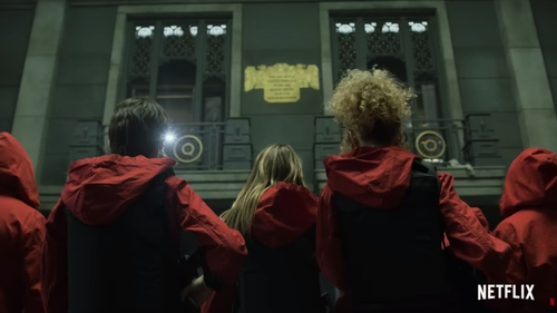 La Casa de Papel : la saison 5 se dévoile dans une bande-annonce...