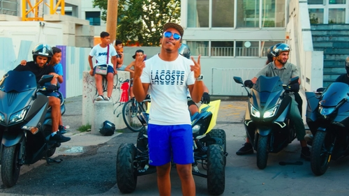 Sasso - Le son du ghetto