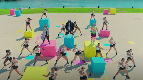 Sech, Daddy Yankee, J Balvin - Sal y Perrea Remix