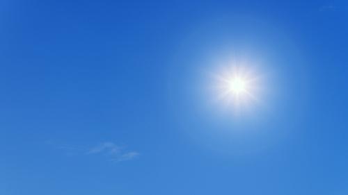 Météo du week-end : un temps ensoleillé et des températures douces
