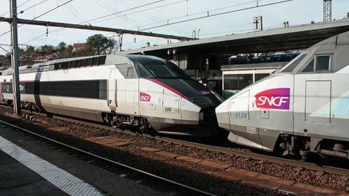 Landes : un train de marchandises déraille, le trafic des trains...