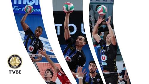 Tours Volley Ball : gagnez vos places pour le prochain match à...