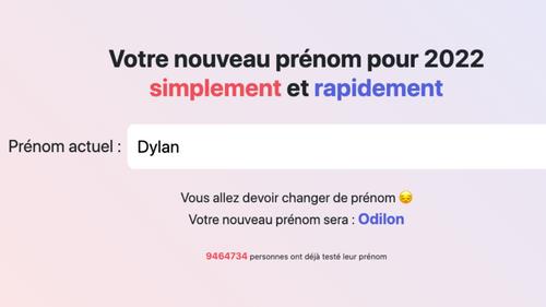ViteMonPrenom : le site pour trouver son prénom idéal (selon Eric...
