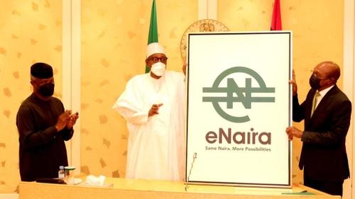 eNaira : Le nouveau moyen de paiement au Nigéria