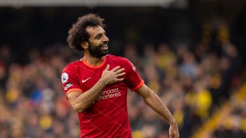 """Football : """"Mohamed Salah marche sur l'eau"""""""