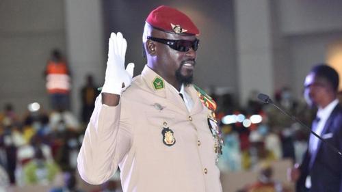 Guinée: Mamady Doumbouya nomme quatre nouveaux ministres