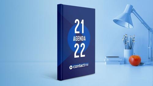 GAGNEZ VOTRE AGENDA CONTACT FM !