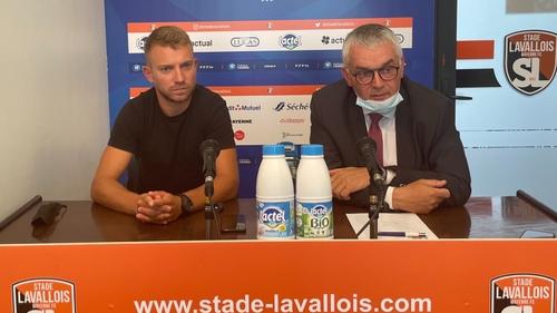 Stade Lavallois: le point sur l'effectif à moins d'une semaine de...
