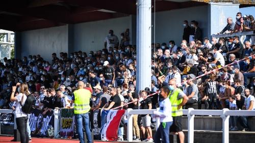 Angers Sco a renoué avec ses supporters à La Pommeraye