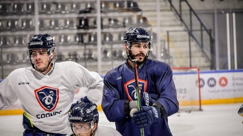Hockey sur glace. Les Bleus loupent leur qualification aux Jeux...