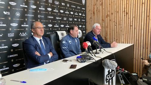 Stéphane Moulin va quitter Angers SCO