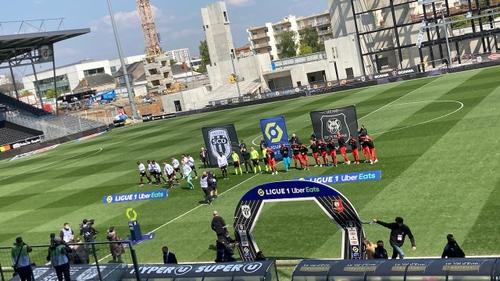 Angers SCO face au SO Cholet en amical le 21 juillet