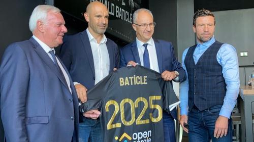 Angers SCO rétrogradé en Ligue 2 à titre provisoire par la DNCG