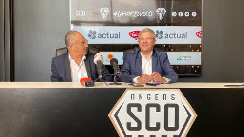 """Angers SCO. Xavier Thuilot: """"S'inspirer de la réussite sportive et..."""