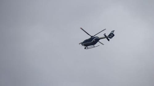 Pornic : hélicoptères et moyens nautiques déployés pour retrouver...