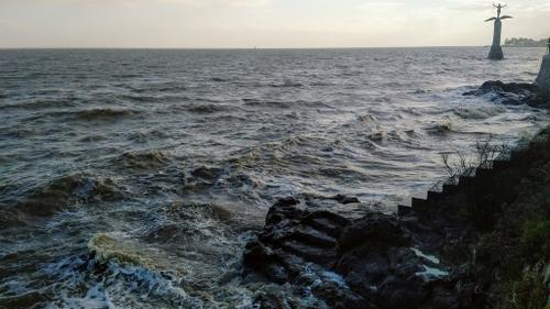 Attention aux grandes marées sur le littoral aujourd'hui et demain