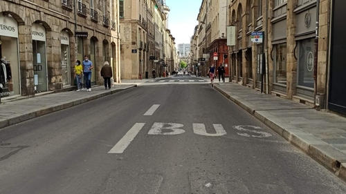 Importante coupure d'électricité à Rennes ce vendredi matin