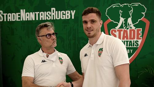 Rugby : Pierre Rota (Pontarlier) rejoint le Stade Nantais