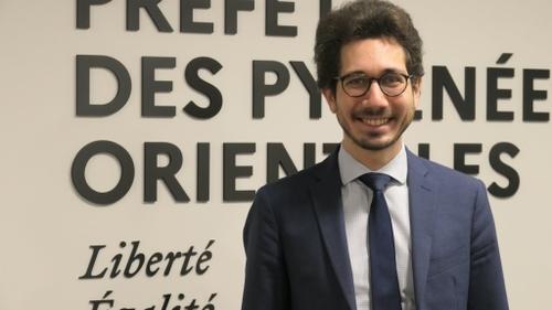 Pyrénées-Orientales : arrivée de Thibaut Félix, sous-préfet à la...