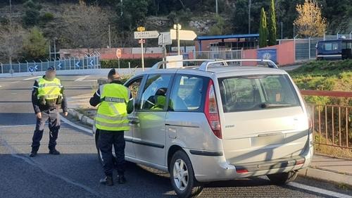 Un automobiliste arrêté avec 125 kilos de tabac au Perthus
