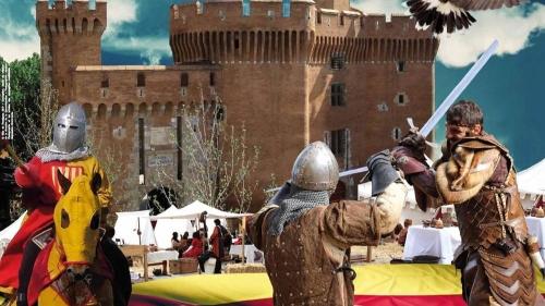 Agenda: Week-end Médiéval à Perpignan