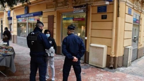 Port du masque à Perpignan : la police nationale multiplie les...