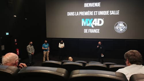 Perpignan: réouverture des salles de cinéma et inauguration de la...