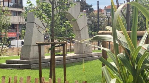 Perpignan:à côté de la place Catalogne, un espace nature voit le...