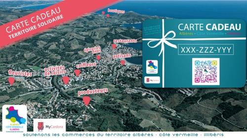Pyrénées-Orientales : mise en place d'une carte cadeau territoriale