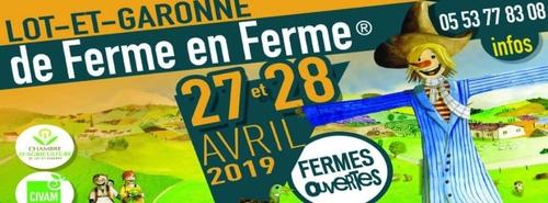 Le Lot-Et-Garonne De ferme en ferme